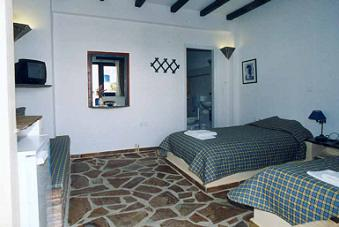 Vincenzo Family Hotel, Tinos Town, Cyclades, Greece