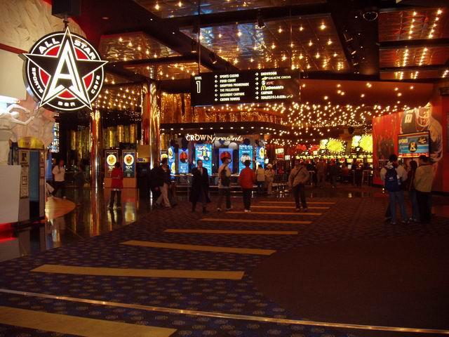 Melbournes crown casino casino craps indian