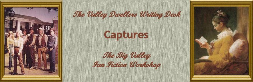 Big valley writing desk