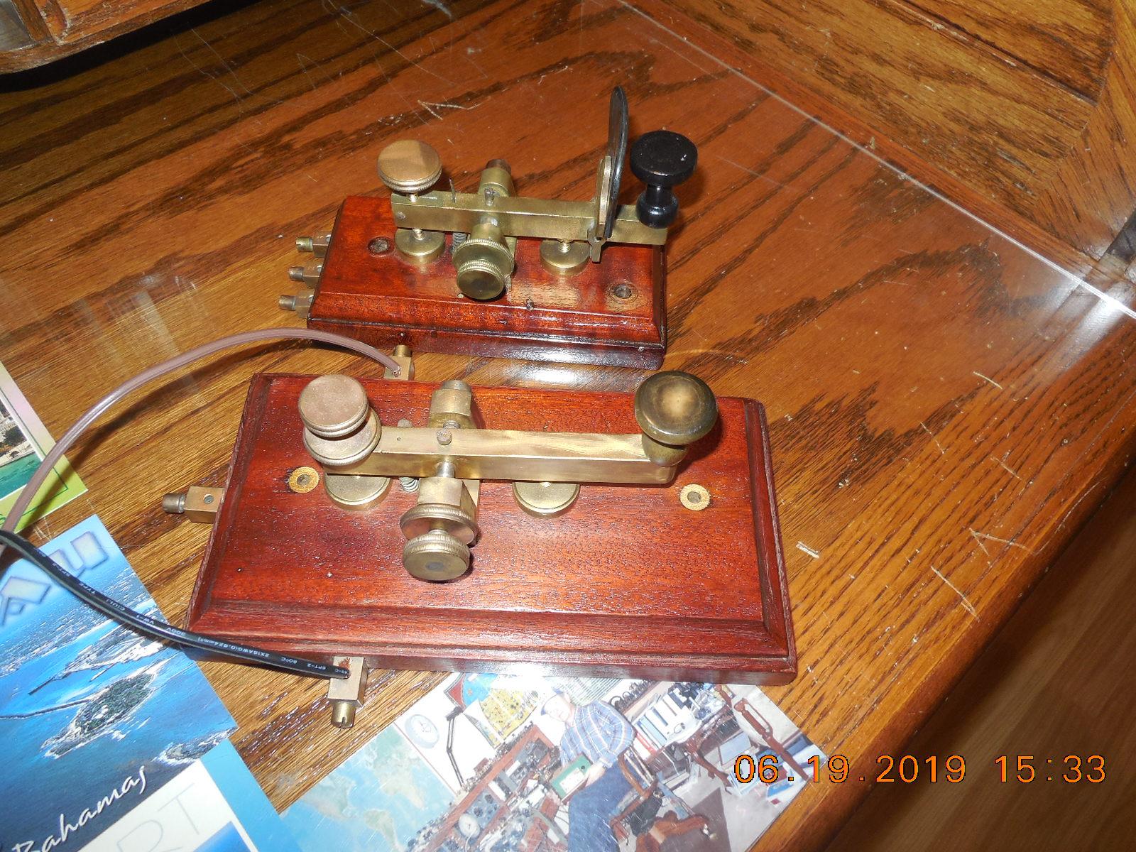 Some Additional Morse Keys