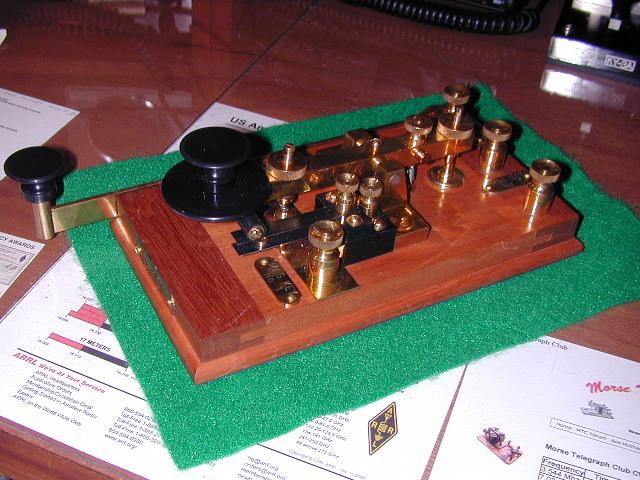 Further Morse Keys, Etc