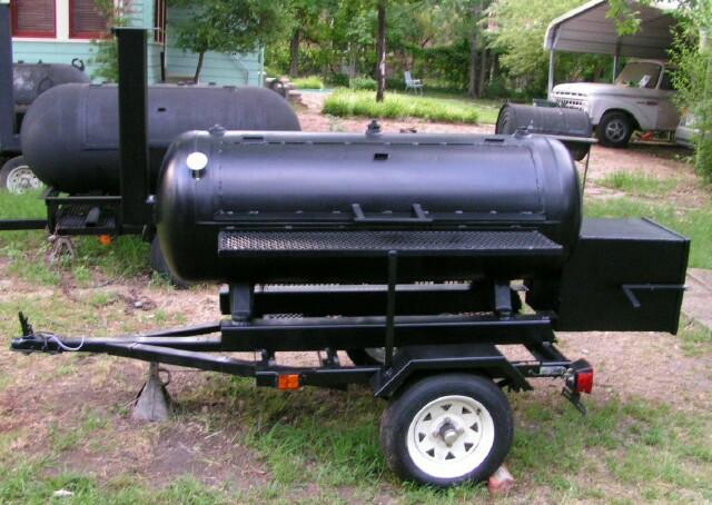 Custom BBQ Smokers