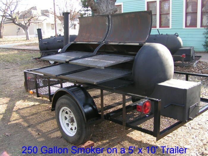 Free BBQ Smoker Plans - Building grills, Barbeque Pitts, smokers