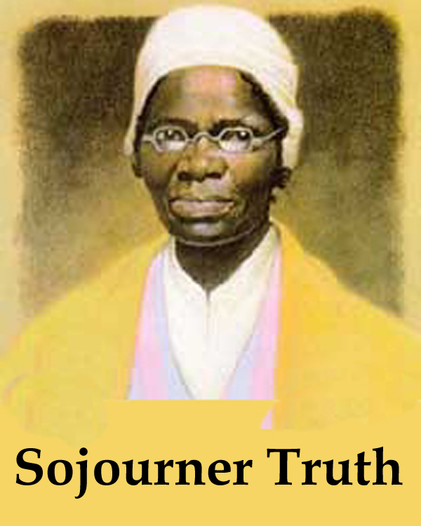 did sojourner truth and harriet tubman ever meet