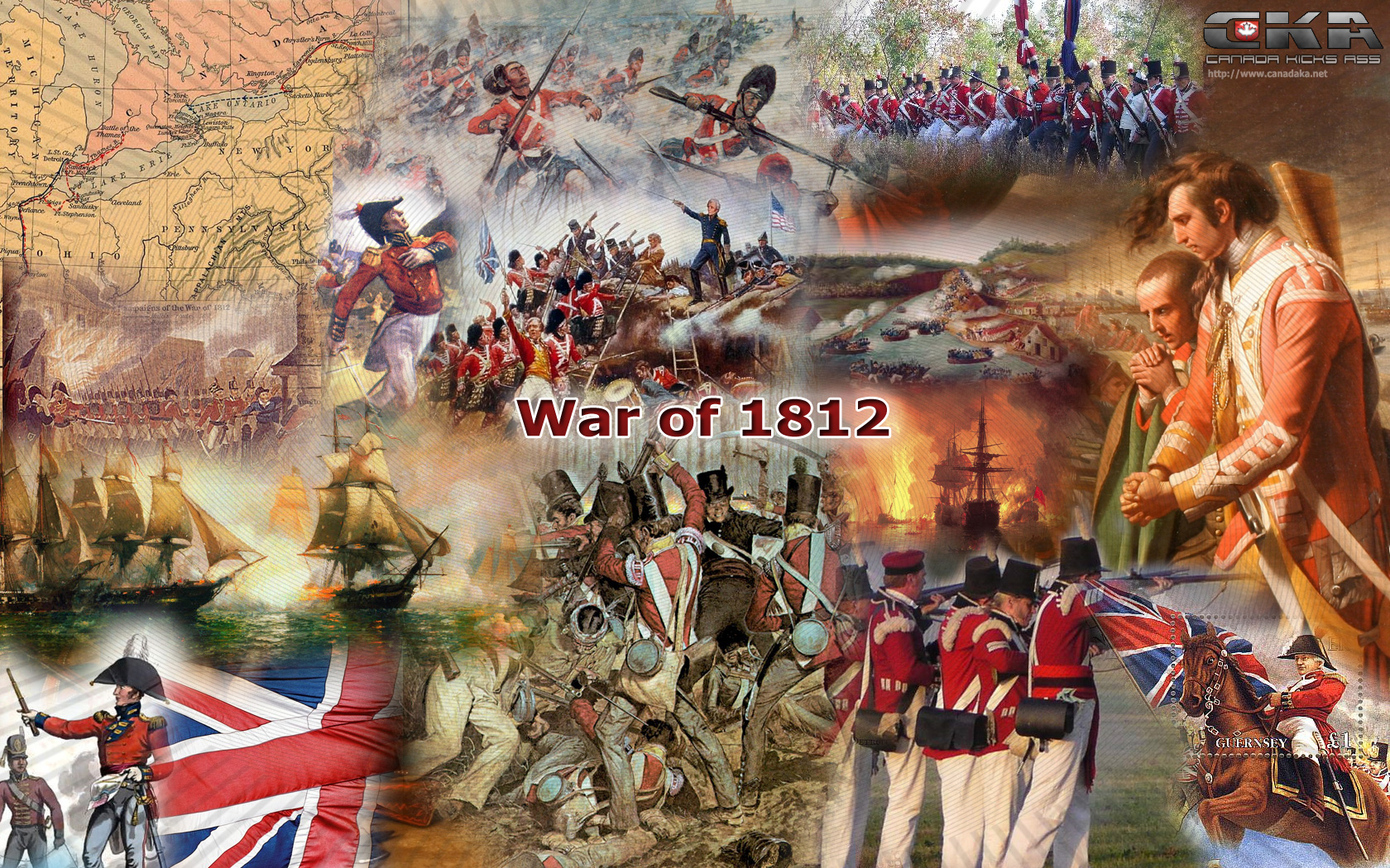 a short history of the war of 1812