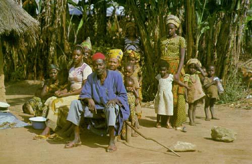 El Centro's Africa Page