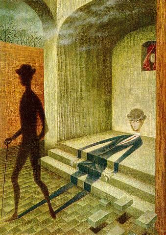 la sombra cazadora: