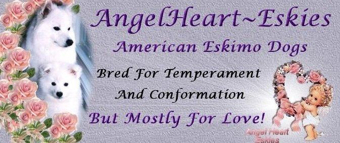 AngelHeart Eskies Logo
