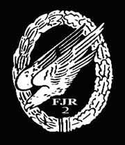 insignia of the 6th Fallschirmjaeger Rgt.