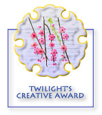Twilight Creative Site Award