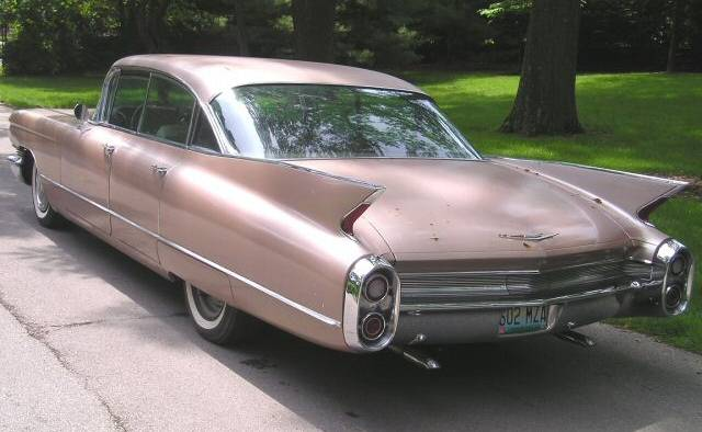 Cadillac Page