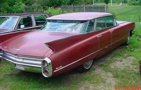 Sedan Flattop Red