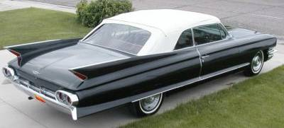 1961 Cadillac Pictures, Click Here