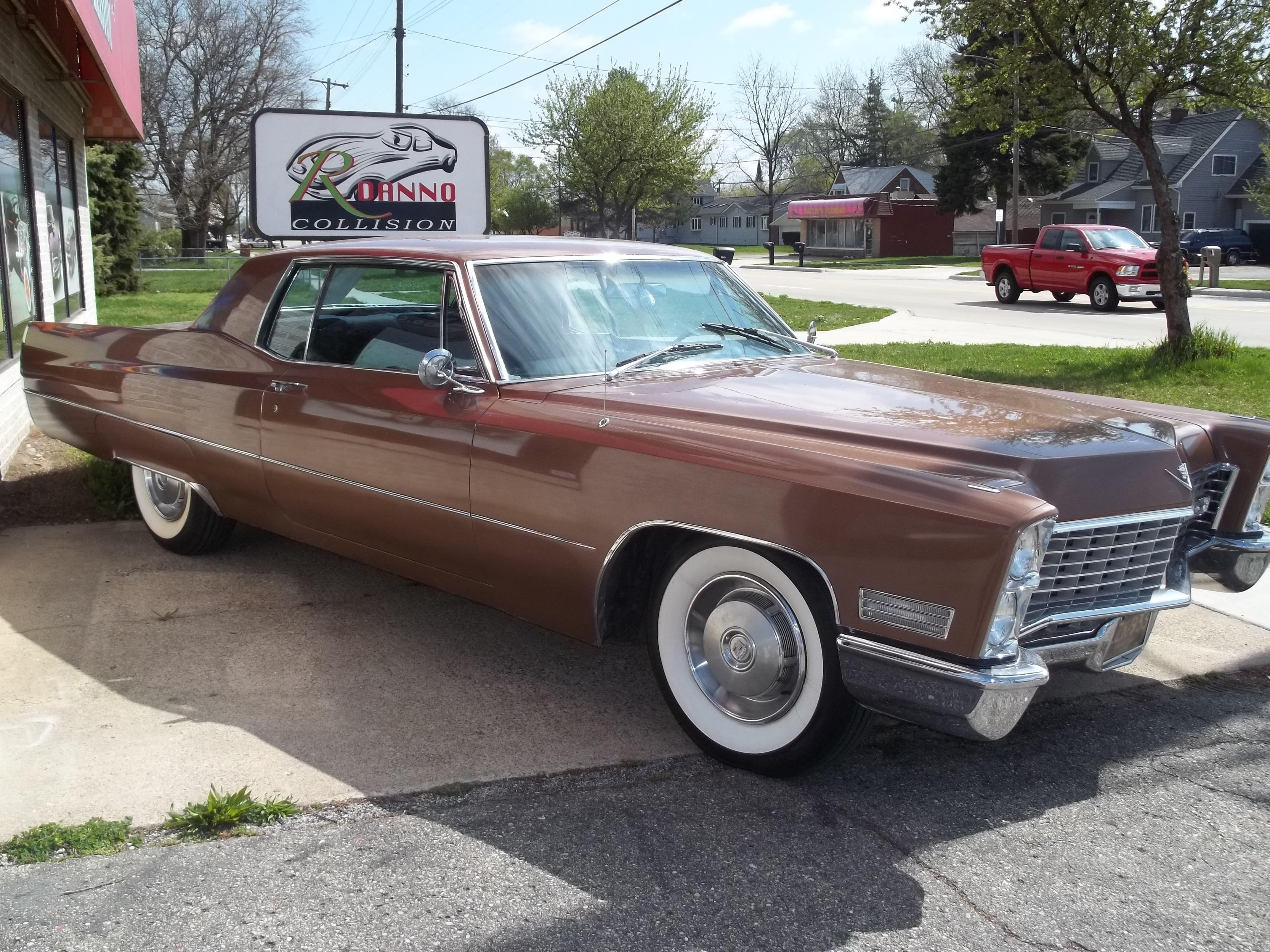 Cadillacs For Sale Cadillac Eldorado Fuel Filter 67coupebrown