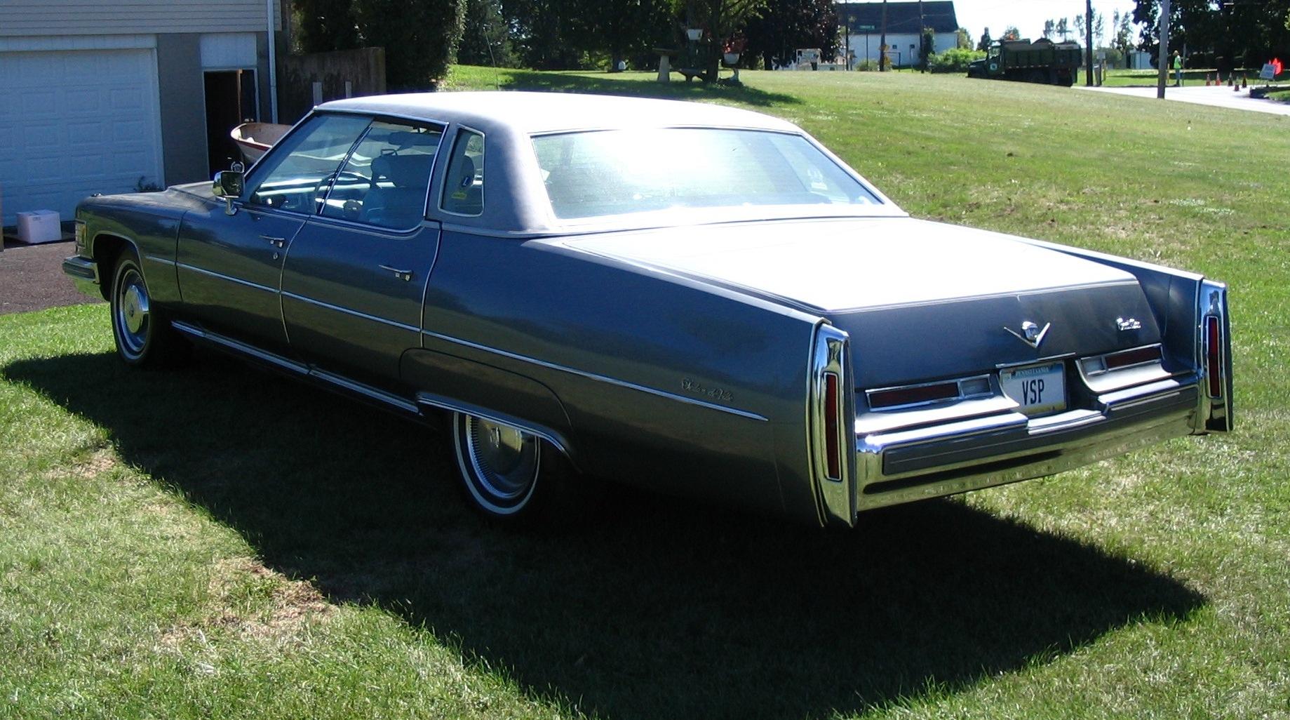 Cadillacs For Sale Cadillac Eldorado Fuel Filter 1976