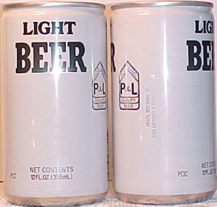 Pearl Light Beer