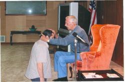 la mia ordinazione: 13 settembre 2005